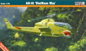 BELL AH-1 G VIETNAM WAR COBRA (U.S. ARMY MARKINGS)