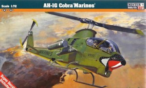 BELL AH-1 G COBRA (U.S. MARINES MARKINGS)