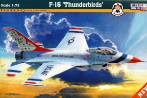F-16 A-15 FIGHTING FALCON 'THUNDERBIRDS'