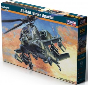 AH-64 A APACHE/PETEN (DUTCH, GREEK, ISRAELI & U.S. MKGS)