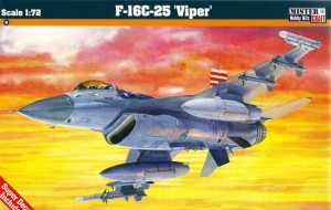 F-16 C-25 VIPER FIGHTING FALCON (USAFE SPECIAL MKGS)