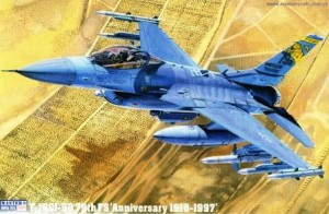F-16 CJ-50 FIGHTING FALCON '79TH FS ANNIVERSARY 1917-1997'