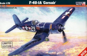 F4U-1A CORSAIR ( U.S. NAVY MARKINGS)