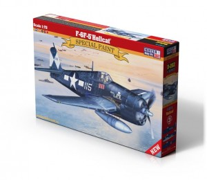 F6F-5 HELLCAT MK.II (URUGUAY, FRENCH, JAPANESE & ROYAL NAVY MKGS)
