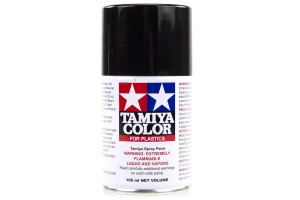 TAMIYA 85006 TS-6 MATT BLACK SPRAY