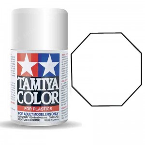TAMIYA 85027 TS-27 MATT WHITE SPRAY