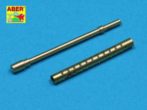 0.3in (7.62mm) BROWNING M-1919 A4 METAL BARREL