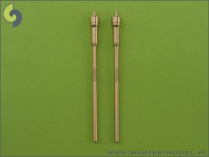AM-32-015 GERMAN 20mm MG 151 BARRELS x 2 PCS 1/32 MASTER