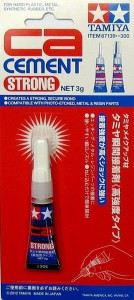 TAMIYA 87139 CA CEMENT STRONG GLUE KLEJ